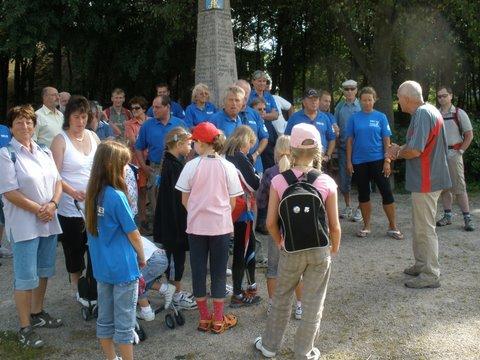 Vereinswandertag des WSV 08 JHG am 15.08.2009