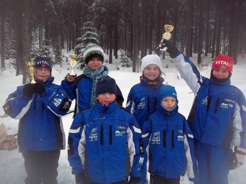 Eröffnung der Wintersaison im Langlauf