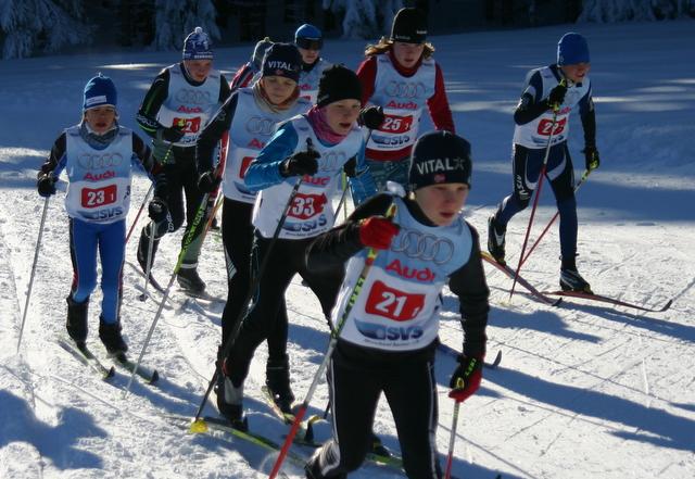 21. Sachsenmeisterschaften im Skilanglauf