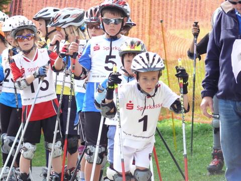 19. Sachsen-Pokal  im Spezialsprunglauf und der Nordischen Kombination am 8.9.2012