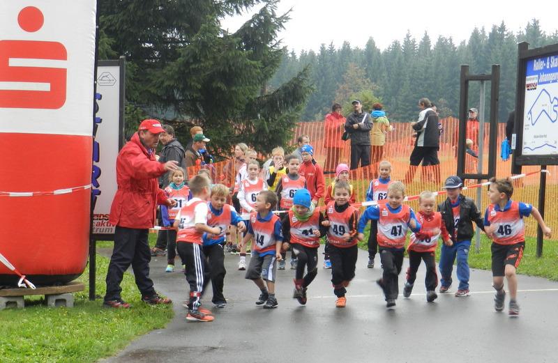 17. Westerzgebirgscup im Crosslauf – 4. Rennen