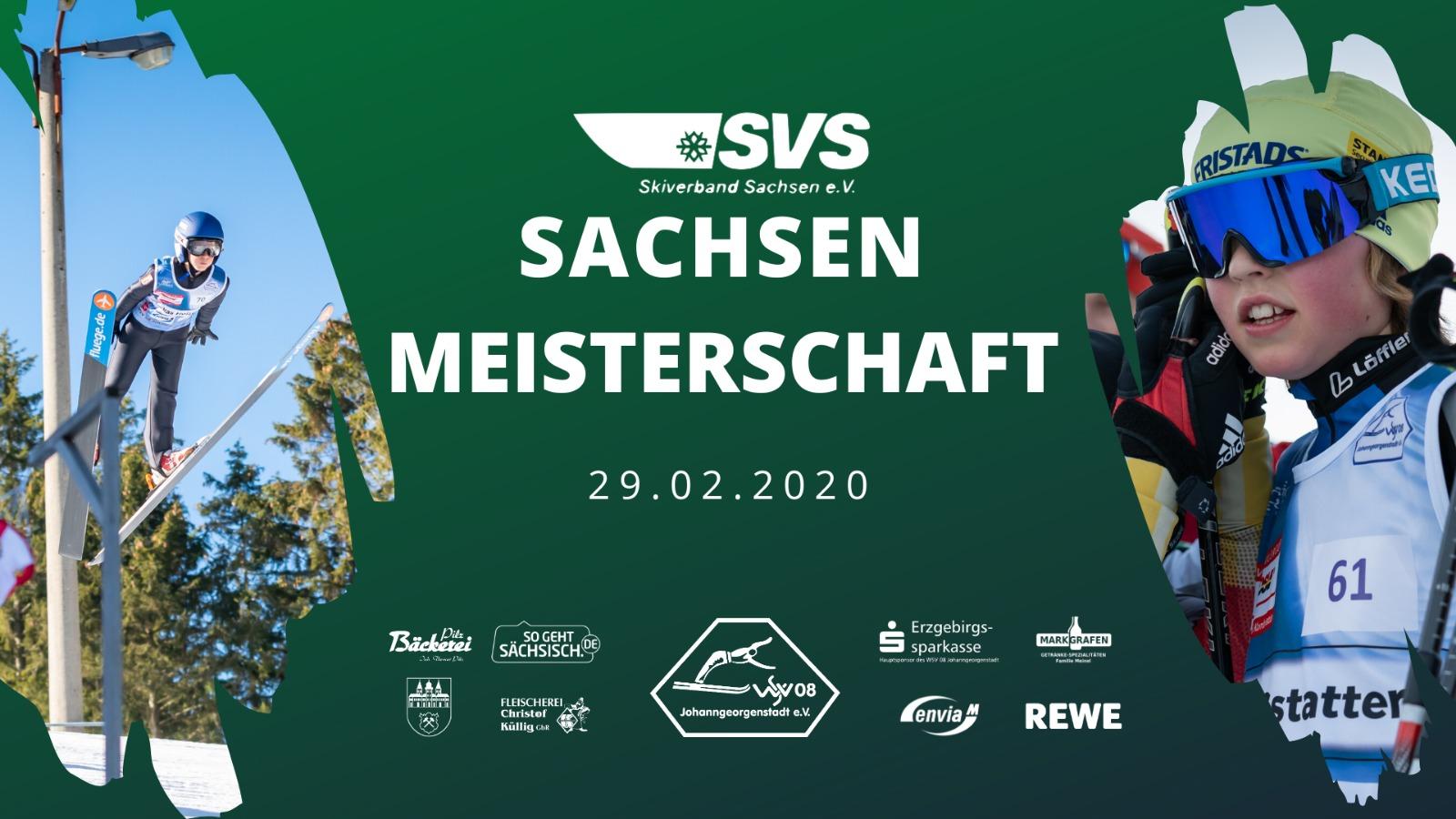 Sachsenmeisterschaft am 29.01.2020