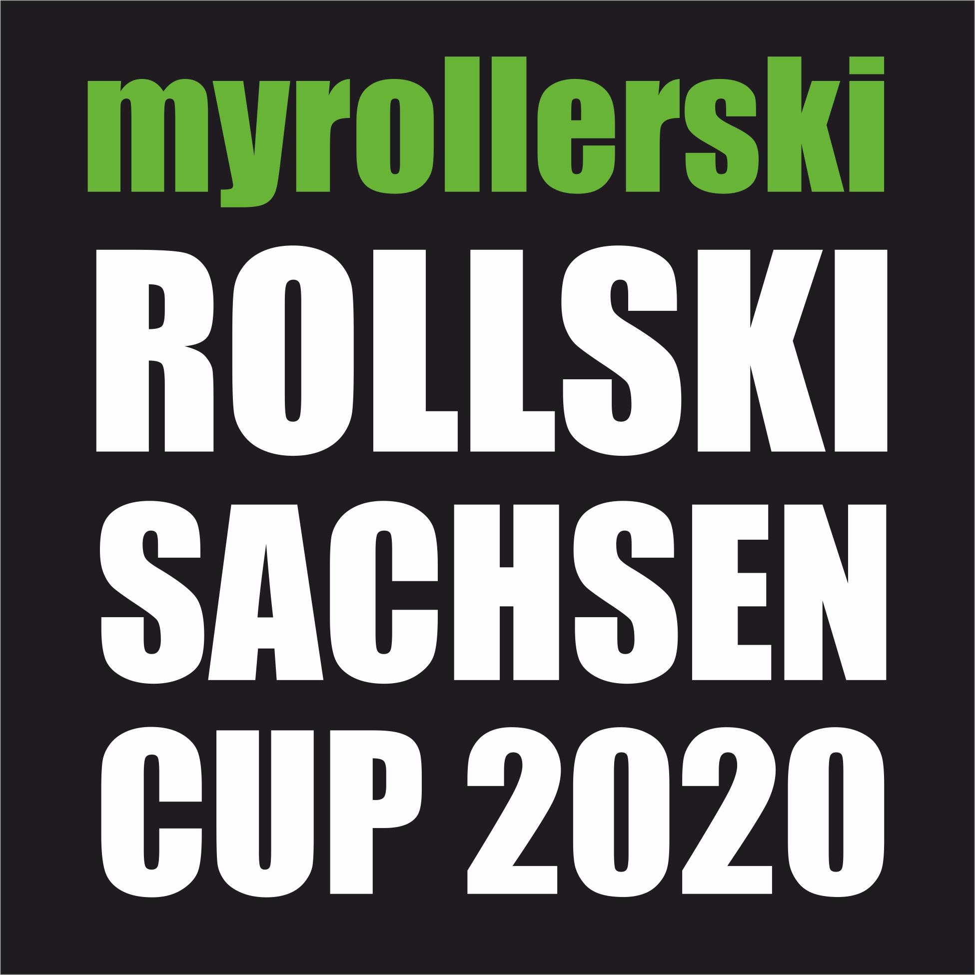 Inliner/Skiroller Lauf innerhalb des Rollski-Sachsen-Cup 2020